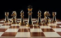 Chess Club's Experience at State: Featuring Mr. May!